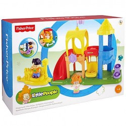 FISHERPRICE: LITTLE PEOPLE TEREN DE JOACA