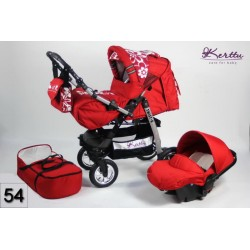 CARUCIOR MULTIFUNCTIONAL KERTTU TWIST-R 3 IN 1