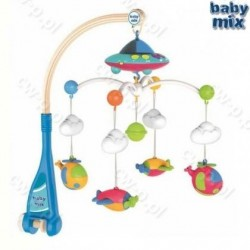 Baby Mix HS-7225 R/C Carusel