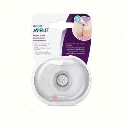 Protector de mamelon SCF153/01 Avent marimea S