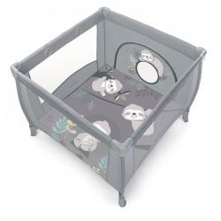 Baby Design Play UP Tarc de joaca pliabil - 07 Light Gray 2020