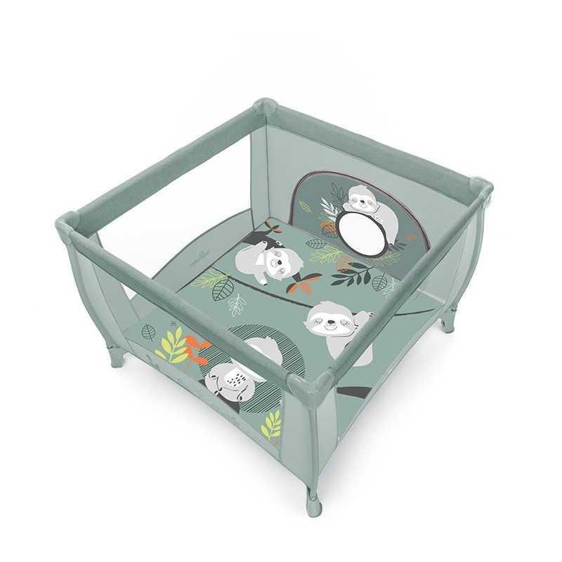 Baby Design Play tarc de joaca pliabil - 04 Green 2020
