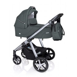 Baby Design Husky carucior multifunctional + Winter Pack - 17 Graphite 2020