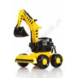 Excavator plastic cu cupa BJ PLASTIC