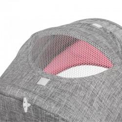 Lionelo - Carucior sport Irma, Grey/Pink